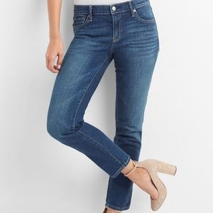 GAP Denim Real Straight Jeans